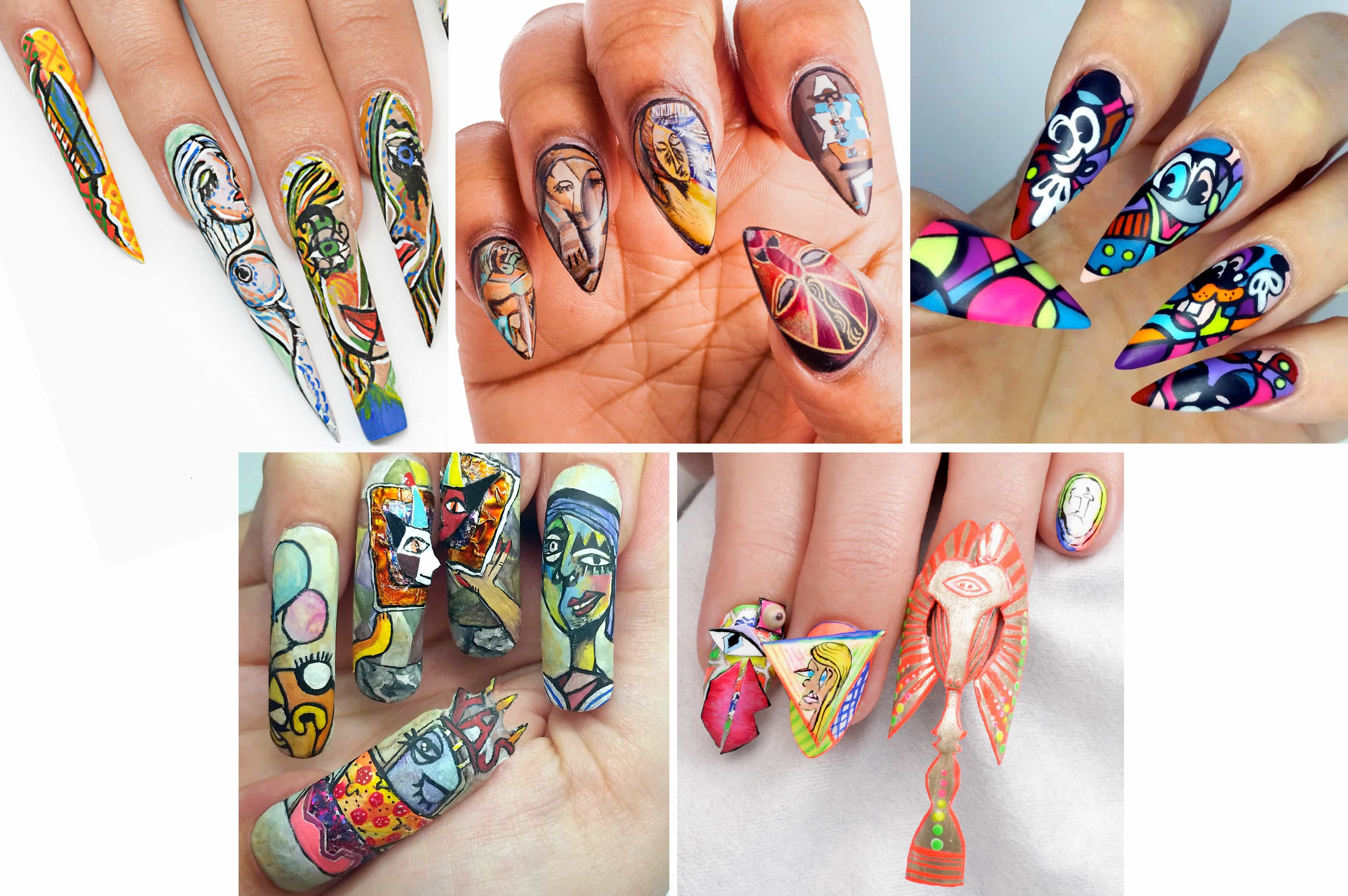 NAILS Next Top Nail Artist | Challenges-results | Week 7: The Next ...