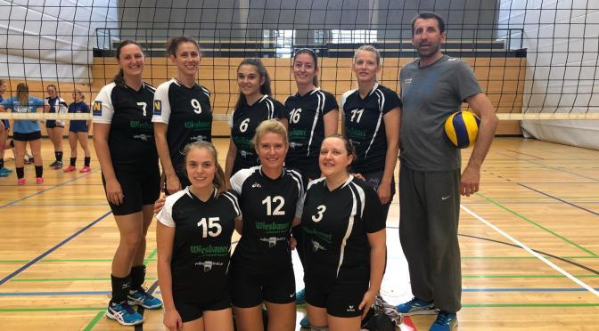 11teamsports 1. NÖ LL Damen / Langenlebarn – Melk 3:0