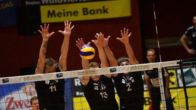 MEVZA Cup Men – Internationaler Volleyballkracher in Zwettl