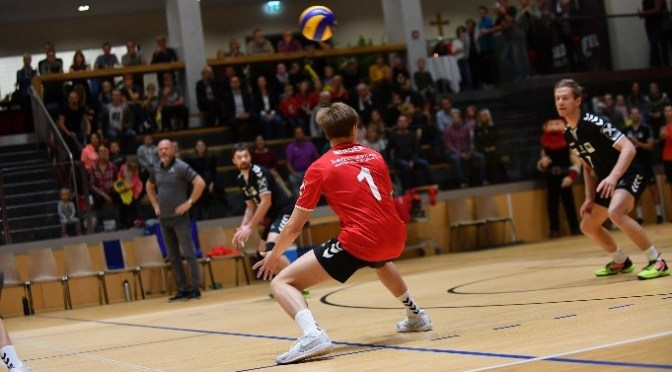 Volley League Men – Glasklarer Heimsieg der Waldviertler