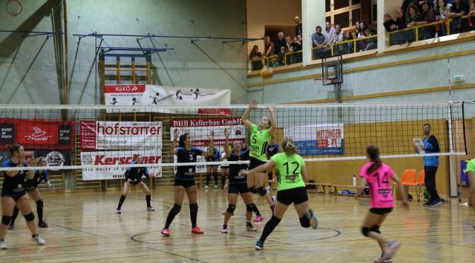 2. Bundesliga Damen / Purgstall – Ybbs 3:0