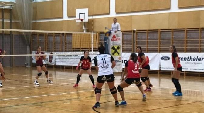 11teamsports 1. NÖ LL Damen / Nibelungengau – Südstadt 3:2