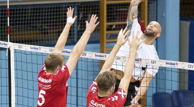 MEVZA CUP MEN – Satzgewinn gegen MEVZA-Finalisten Kamnik