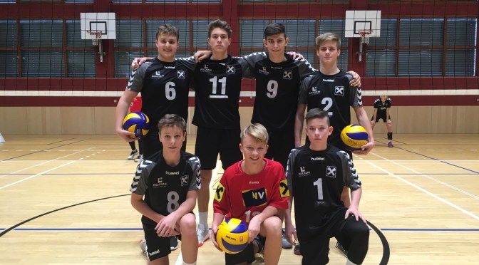 U12 + U17 Turniere in Zwettl