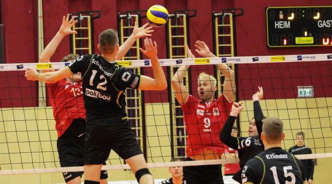 Volley League Men / Amstetten verliert NÖ-Derby gegen Waldviertel mit 1-3