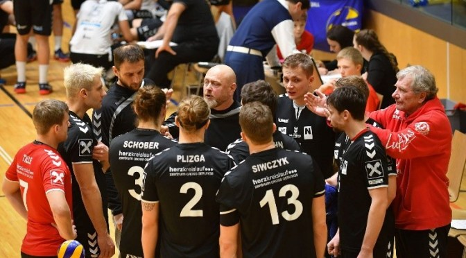 Volley League Men / Final 4 here we come / Waldviertel – Zagreb 3:2