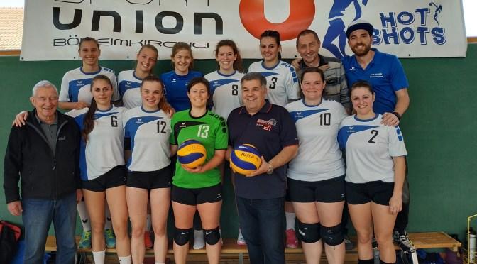 11teamsports 1. NÖ LL Damen / Böheimkirchen – Langenlebarn 0:3