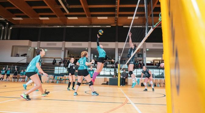 11teamsports 1. NÖ LL Damen / Zwettl – Langenlebarn 1:3