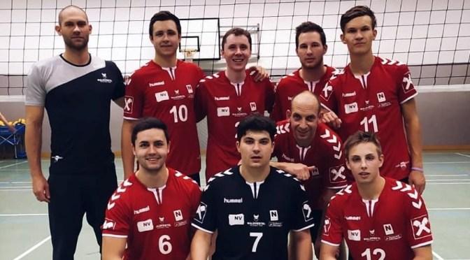 ÖVV Cup Herren / Unglaublicher ÖVV-Cup-Fight