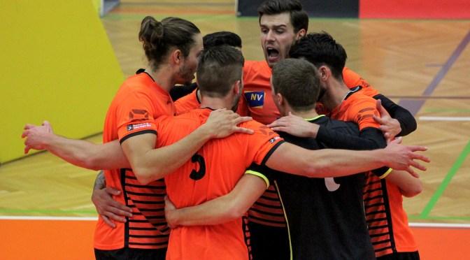 Volley League MEN / Bitterer Niederlage für VCA Amstetten NÖ