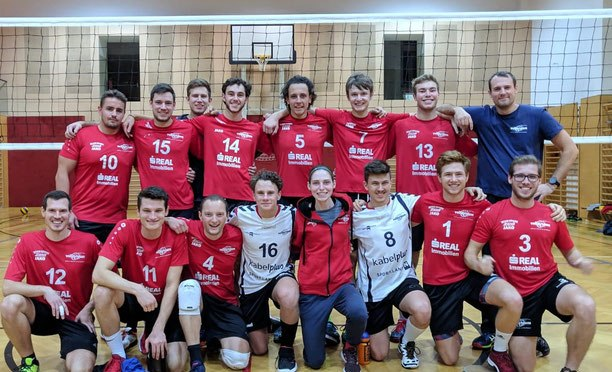 11teamsports 1. NÖ LL Damen & Herren / Volleyday in der Südstadt