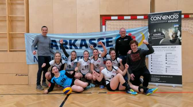 11teamsports 1. NÖ LL Damen / Mank – Nibelungengau 3:1