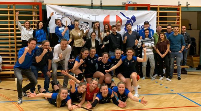 11teamsports 1. NÖ LL Damen / Böheimkirchen-Sokol 3:0