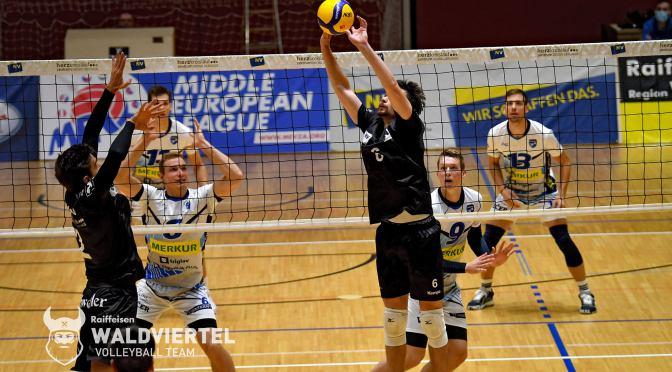 MEVZA League / Schweres Auftaktspiel im neuen Jahr gegen OK Merkur Maribor