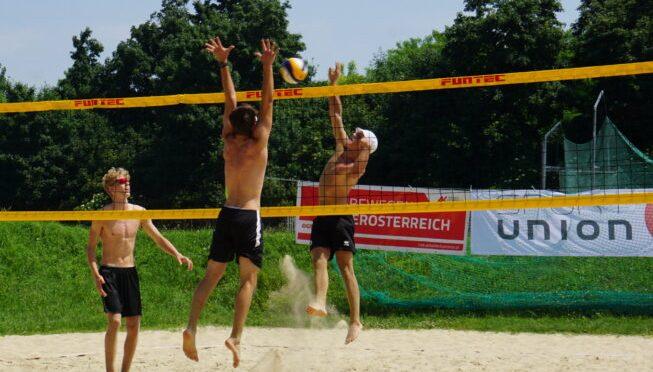 Hypo NÖ Junior BeachSeries presented by NÖ Versicherung / U21 Turnier in St. Pölten
