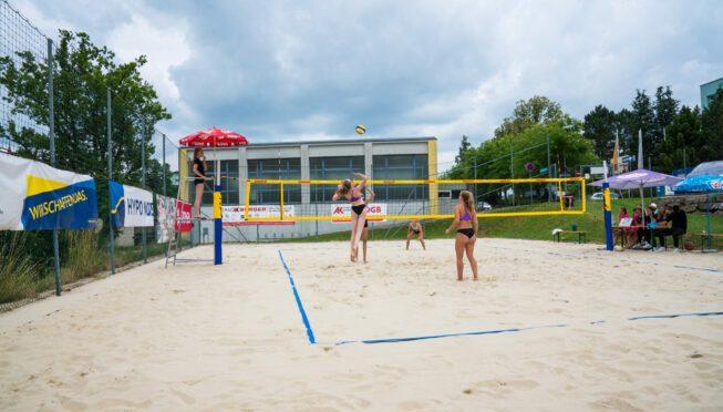 NÖ Beach Landesmeisterschaften U17 in Zwettl – presented by HYPO NOE & NÖ Versicherung