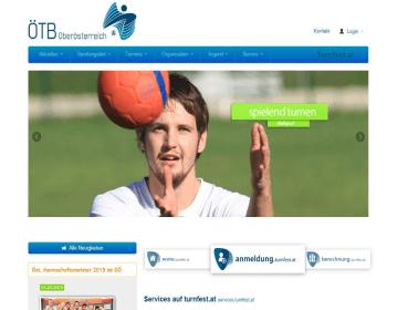 Homepage ÖTB Oberösterreich