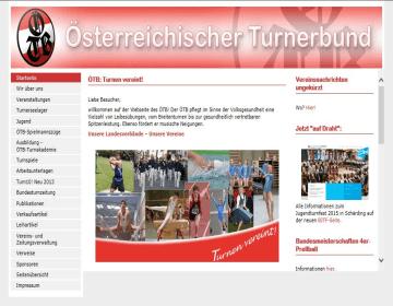 Homepage ÖTB