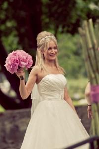 Ungestellte und moderne Hochzeitsreportagen