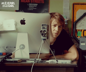 Thomas Mann in Me and Earl and the Dying Girl.