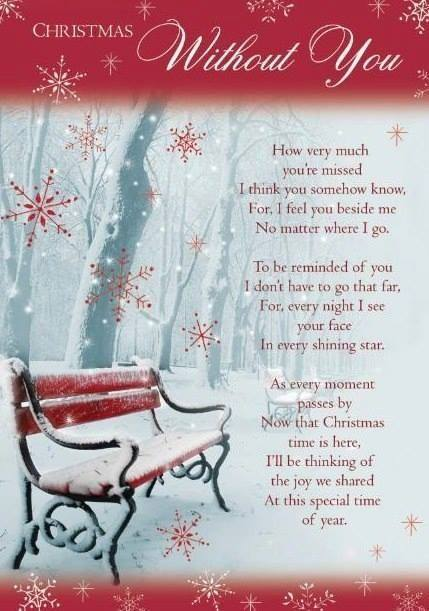 Christmas Without Your Loved Ones Kristy Robinett