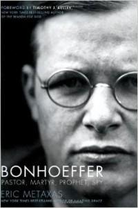 Metaxas, Bonhoeffer