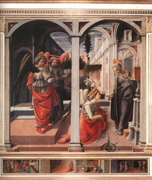 Spirituality Of Annunciation Luke 1 26-38 Billy