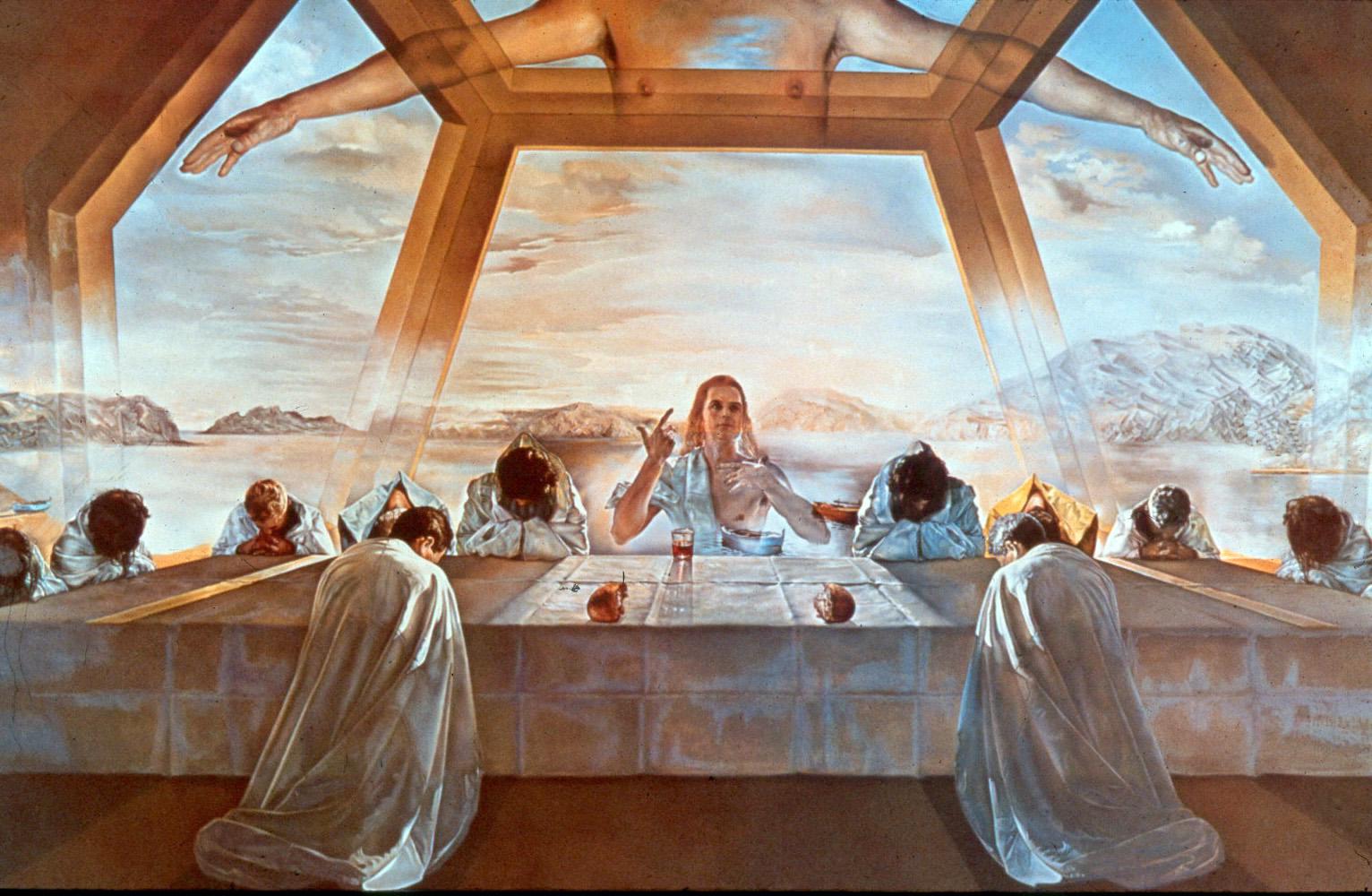 Exploring Dali S Sacrament Of The Last Supper