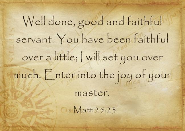 Top 7 Bible Verses About Stewardship  Jack Wellman