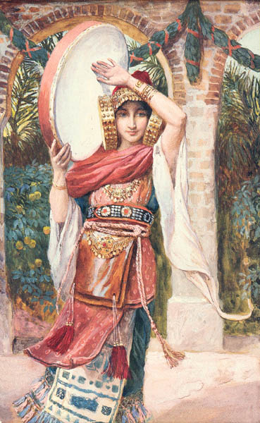 Jephthah'sDaughter