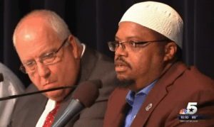 Khalil Abdur-Rashid, a spokesperson for the Islamic Association of Collin County