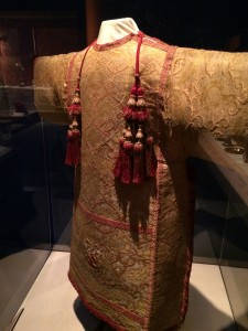 Dalmatic of St. Pius V