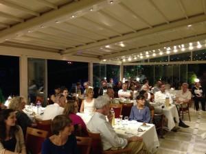 Final banquet with participants