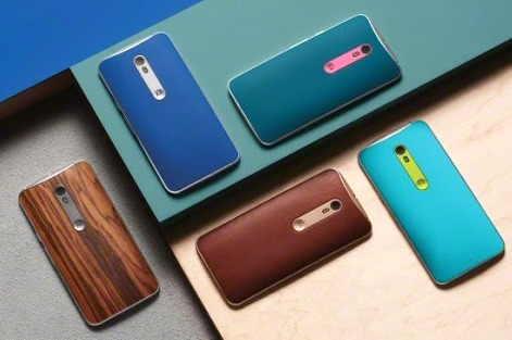Moto X Style, image by Motorola.