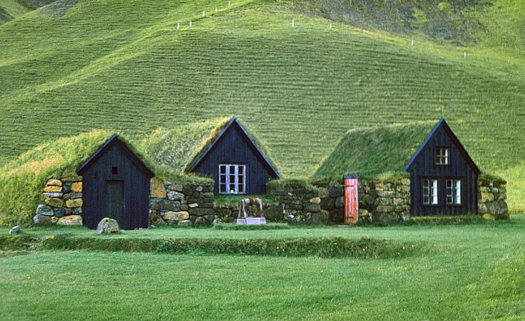 Iceland bans American televangelists. Traditional Icelanders living in turf houses rejoice.