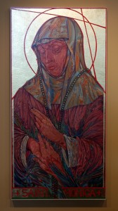 Saint_Mary_Magdalen_Church_(Brighton,_Michigan)_-_St._Monica_icon