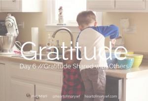 gratitude day 6