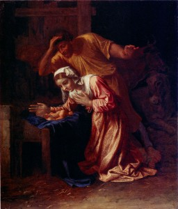 Nativité_-_Poussin_-_Alte_Pinakothek_München