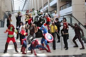 C2E2_2013_-_Avengers_Assemble_(8683187005)