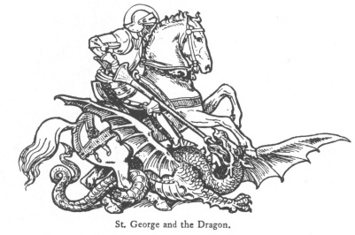 The Truth About George & the Dragon, Long Suppressed, but