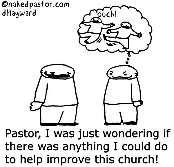 one pastor's way to improve his church