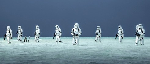 Spectacular natural imagery sets Rogue One apart.