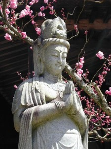 """Daienin Kannon"". Licensed under CC BY-SA 3.0 via Wikimedia Commons - https://commons.wikimedia.org/wiki/File:Daienin_Kannon.JPG#/media/File:Daienin_Kannon.JPG"