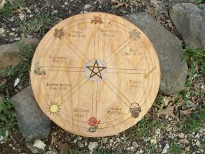 Celtic Wheel of the Year by DragonOak on DeviantArt