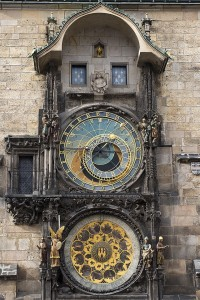 Prague Astronomical Clock. Photo by Steve Collis. CC-BY-SA2.0