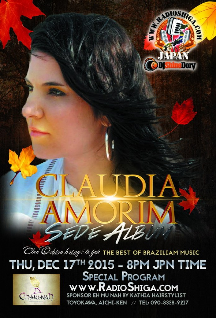 Flyer Claudia Red