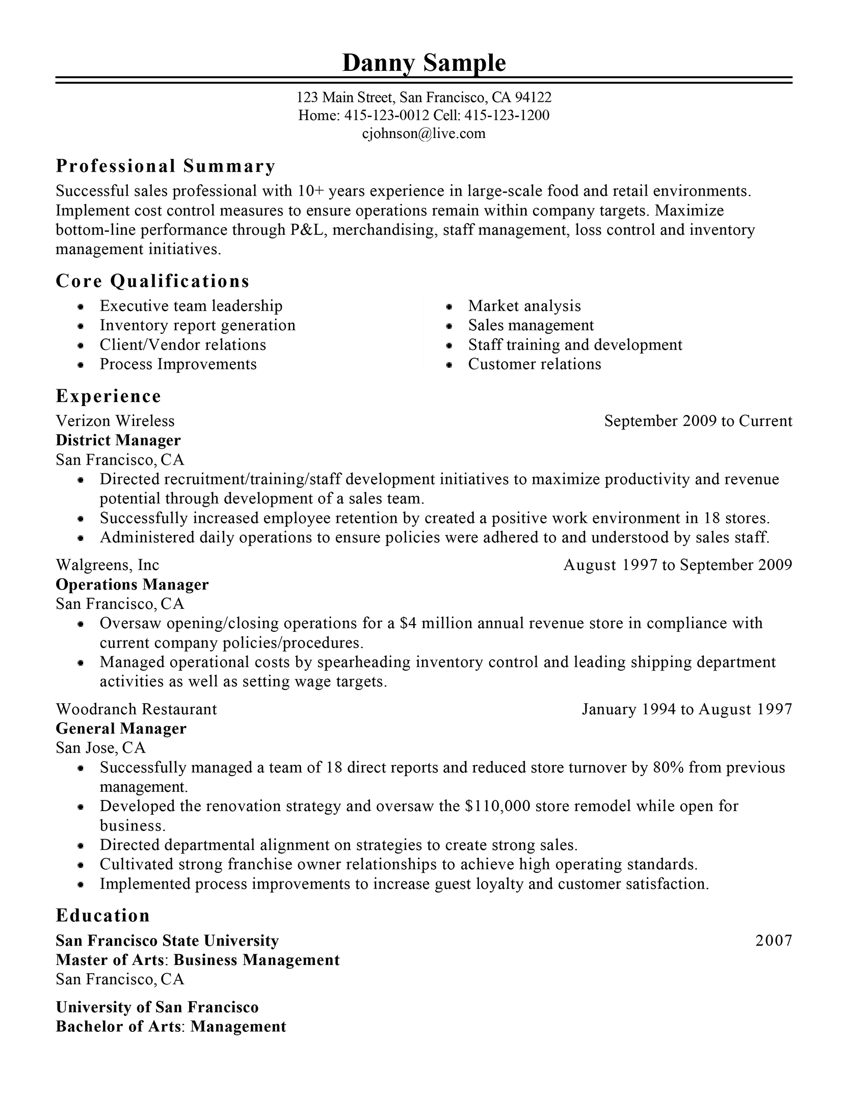 Current Resume Examples 15 Resume Formats Recruiters Love Presentation Matters