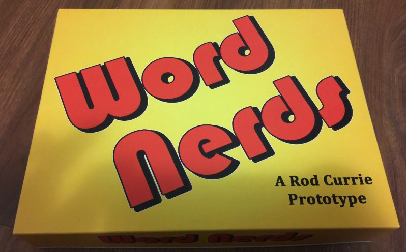 Word Nerds box