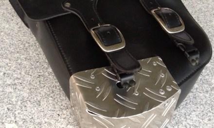 Harley Taschenverstärkung