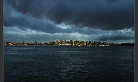2017-05: Gewitterwolken über Vancouver